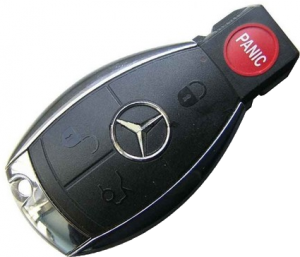 2015 and older replacement Mercedes key